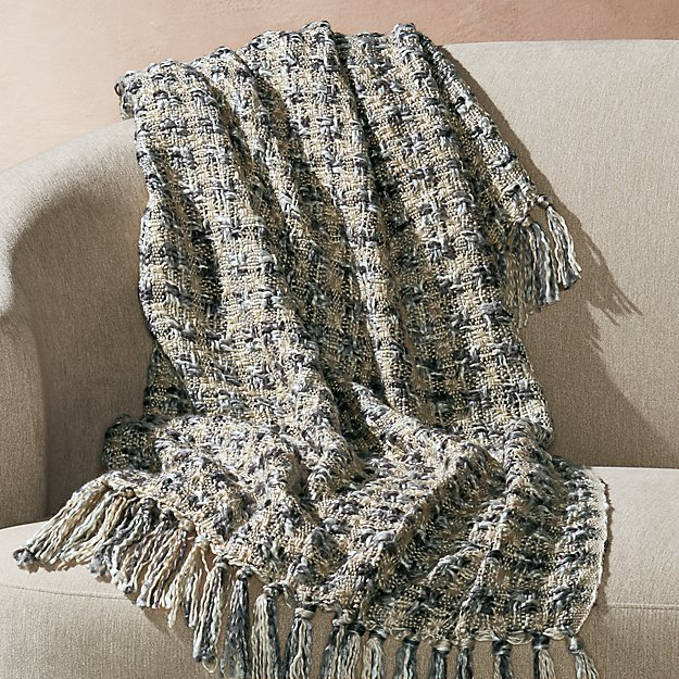 Corinne Woven Throw - Image 1 of 2