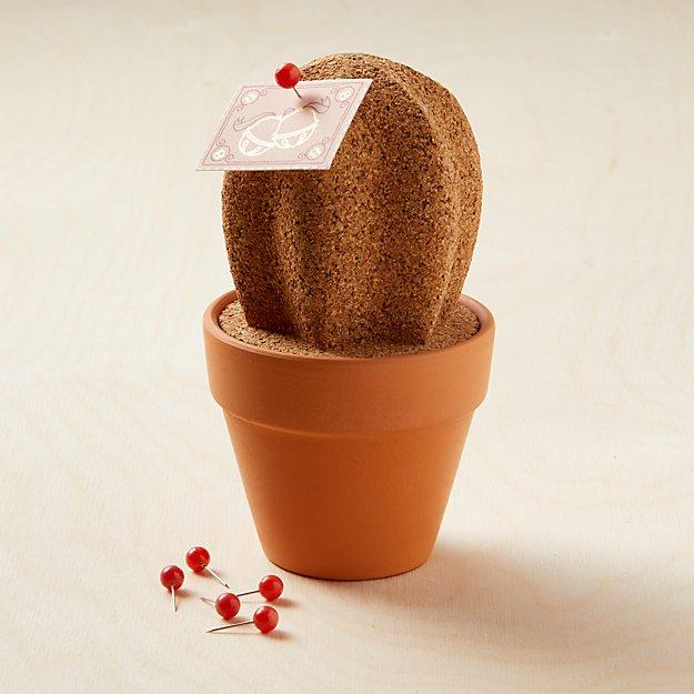 Cork Cactus Organizer - Image 1 of 4