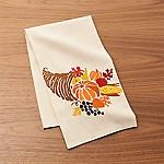 Cornucopia Dish Towel