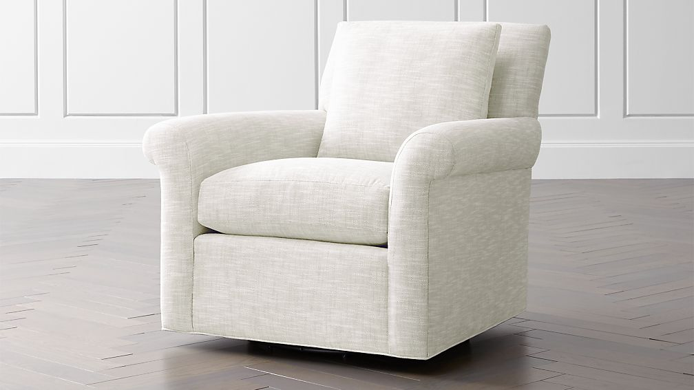 Cortina Swivel Chair Reviews Crate And Barrel