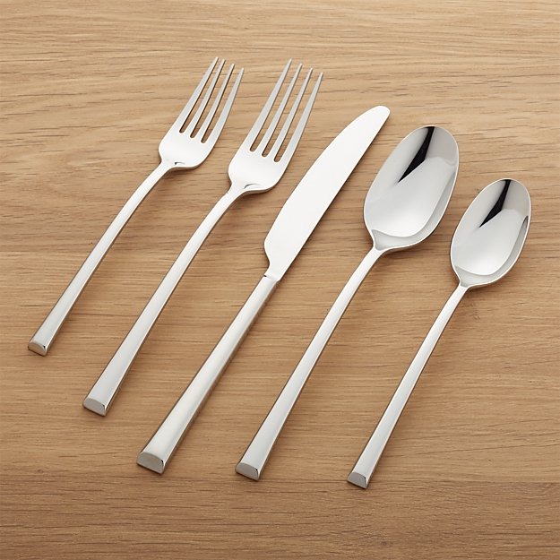 Cortland 5-Piece Flatware Place Setting - Image 1 of 3