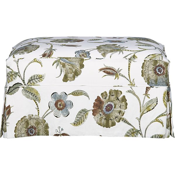 Slipcover Only for Cortland Ottoman