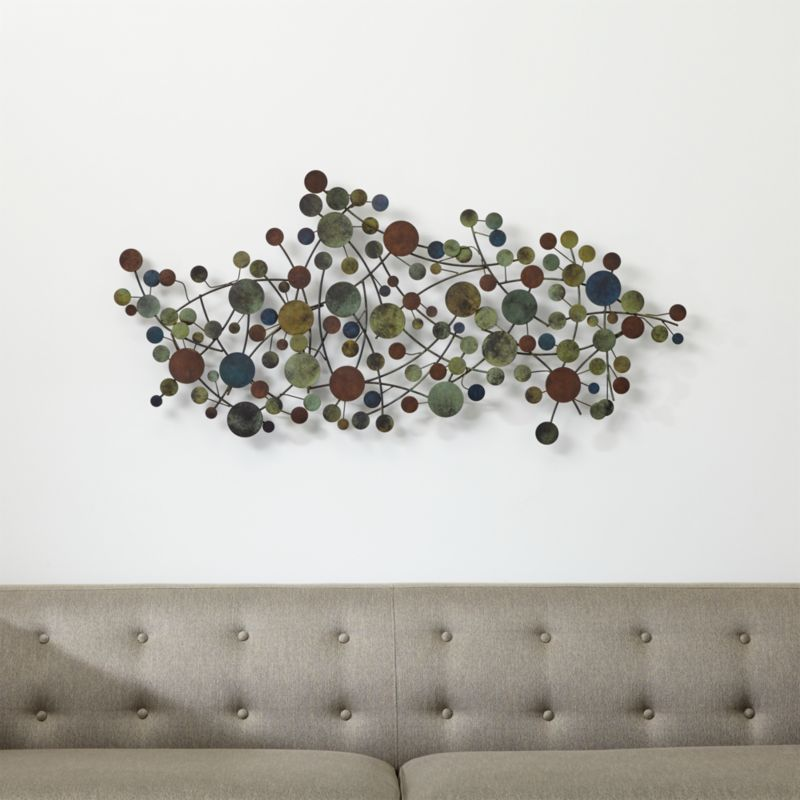 Charming Cosgrove Metal Wall Sculpture