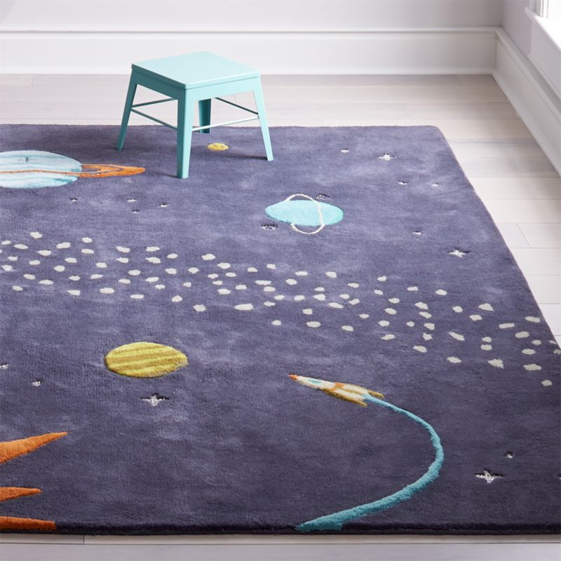 Outer Space Rug Crate And Barrel