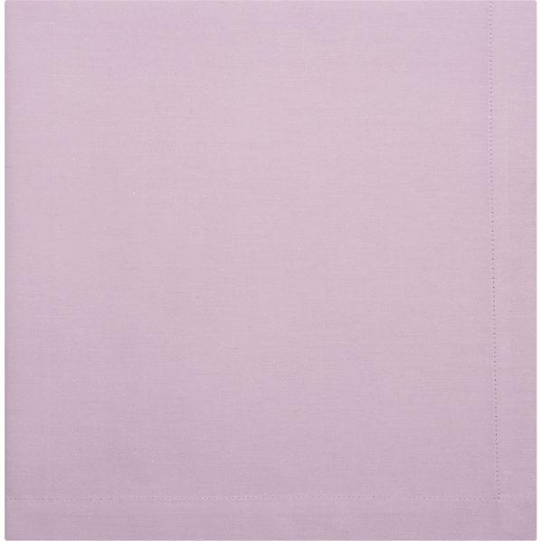 Cotton Lavender Napkin