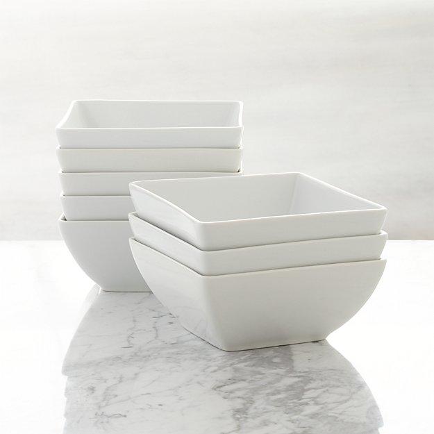Set of 8 Court Bowls - Image 1 of 6