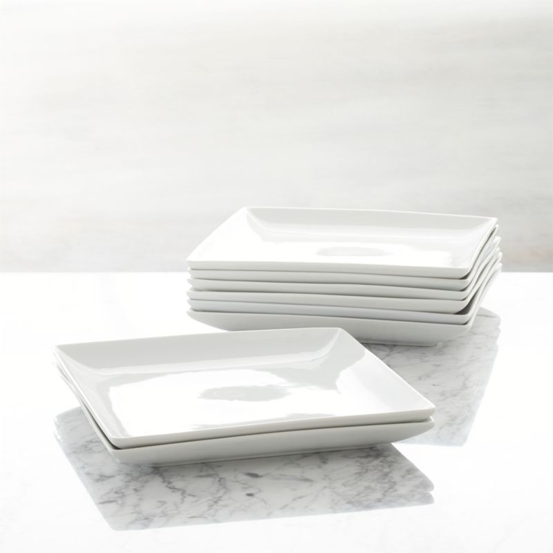 sc 1 st  Crate and Barrel : oblong dinner plates white - pezcame.com
