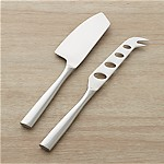 Couture 2-Piece Cheese Knife Set