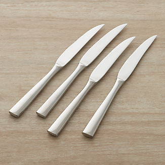 Couture Steak Knives, Set of 4