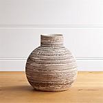 Cove Short Circular Vase