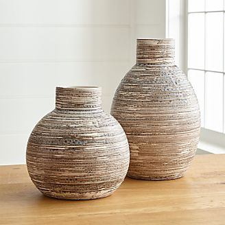 cove vases - Decorative Vases