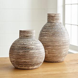 Cove Vases