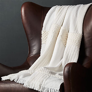 Covello Chunky Throw Blanket
