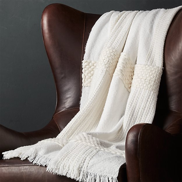 Covello Chunky Throw Blanket - Image 1 of 11