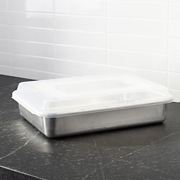 "Nordic Ware ® Bake and Store 13""x9"" Pan"
