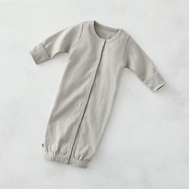 9ed3ea888 Cozy Cotton Organic Grey Wearable Blanket + Reviews