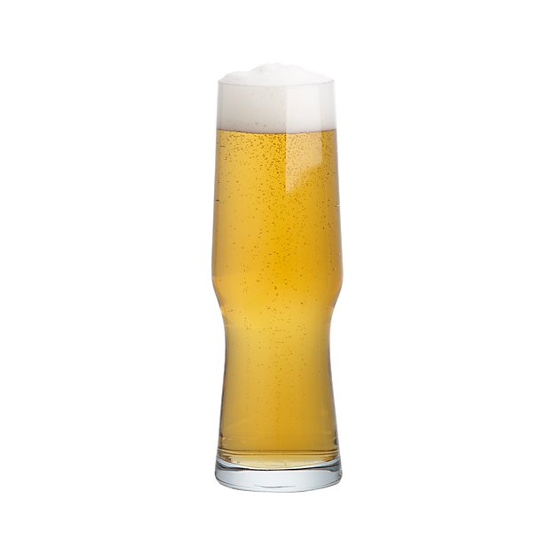 Craft Beer Glass + Reviews   Crate and Barrel