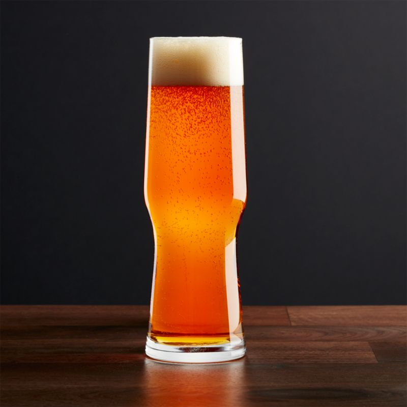 Craft Beer Glass in Beer Glasses + Reviews | Crate and Barrel