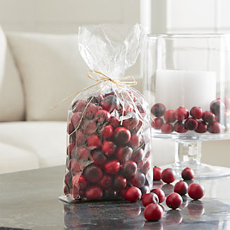 Cranberry Bowl Filler