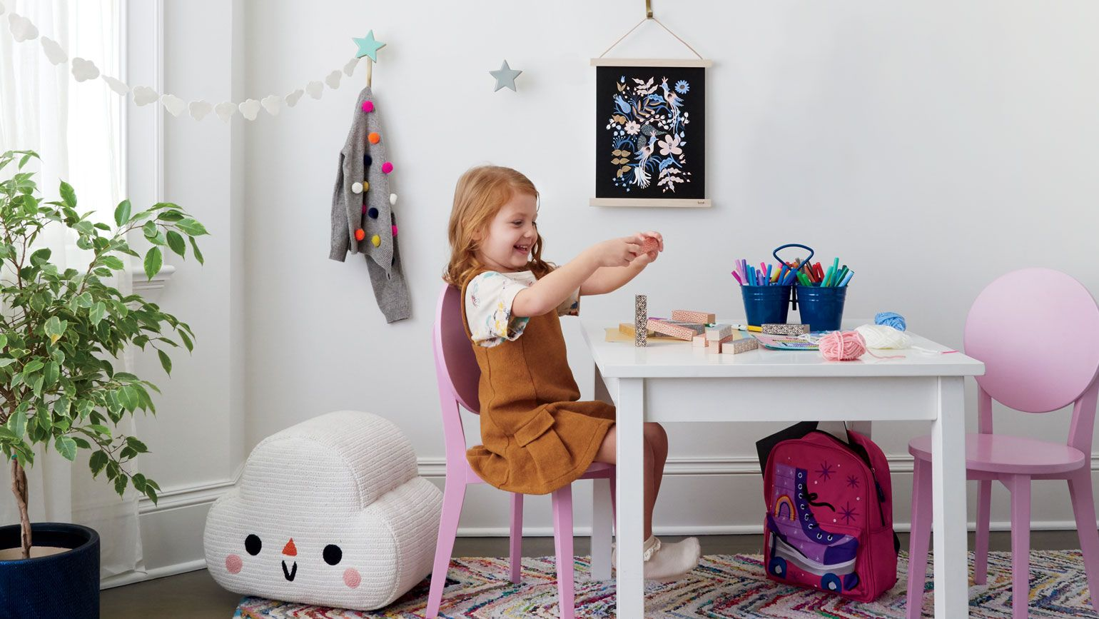 Let s Play. Kids Furniture   Crate and Barrel