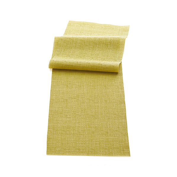 Chilewich ® Crepe Citron Runner