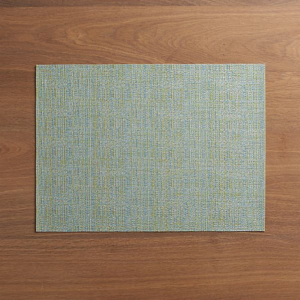 Chilewich ® Crepe Mint Placemat