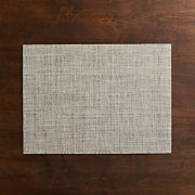 Chilewich ® Crepe Neutral Vinyl Placemat