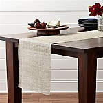 Chilewich ® Crepe Neutral 72  Table Runner