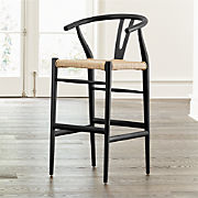 Pleasing Outdoor Bar Stools Crate And Barrel Gmtry Best Dining Table And Chair Ideas Images Gmtryco