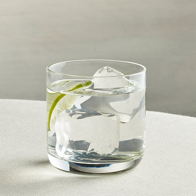 Crescent 10 oz. Double Old-Fashioned Glass - Image 1 of 13