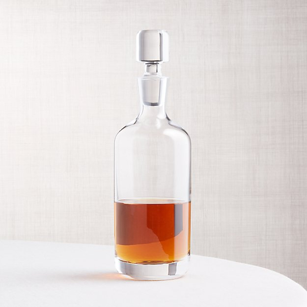 Crescent Decanter - Image 1 of 5