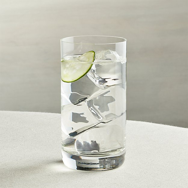 Crescent 12 oz. Highball Glass - Image 1 of 13