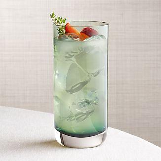 Crescent Green Cooler