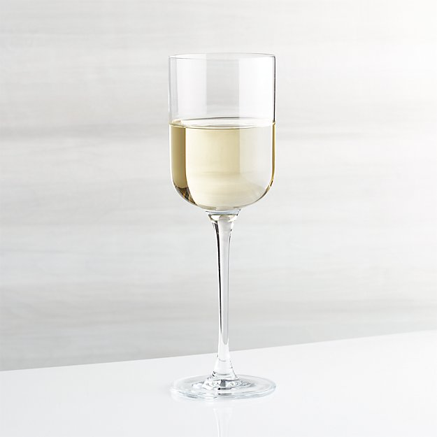 Crescent Wine Glass 10 oz.