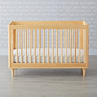 Baby Cribs Amp Bassinets Crate And Barrel