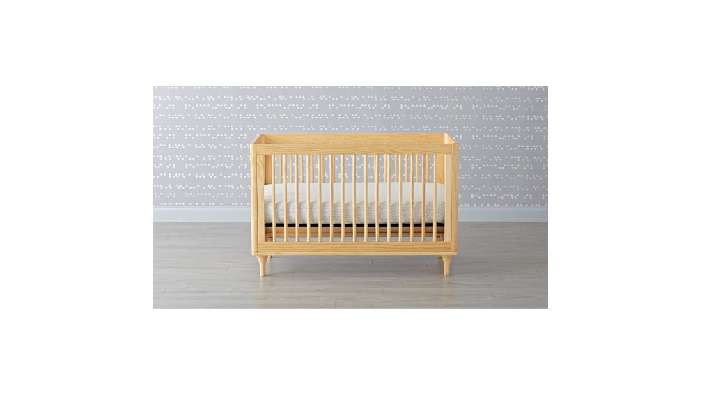 Lolly Natural 3-in-1 Crib