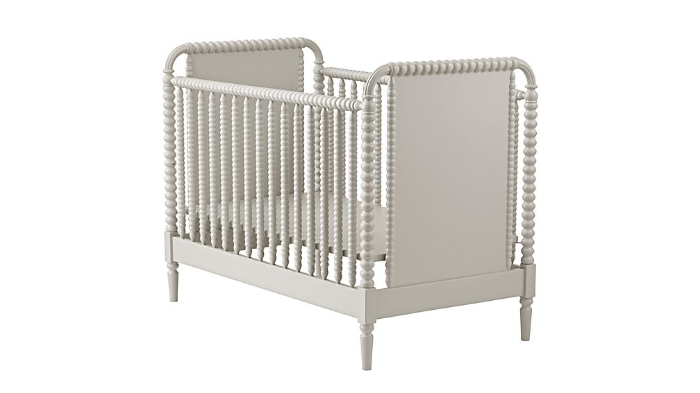 sc 1 st  Crate and Barrel & Jenny Lind Grey Crib + Reviews | Crate and Barrel