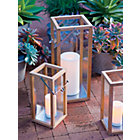 View product image Indoor/Outdoor Pillar Candles with Timer - image 8 of 12
