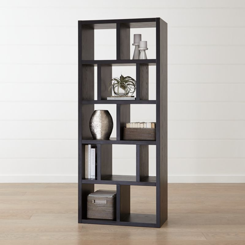 Cube Room Divider Bookcase Reviews Crate And Barrel