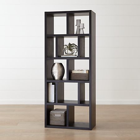 Cube Room Divider Bookcase