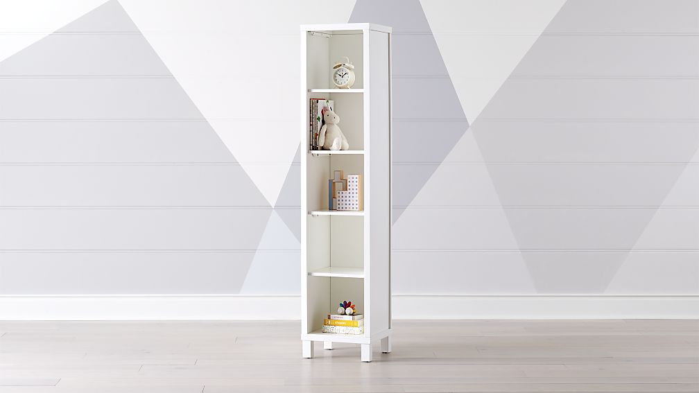 Tall White 5 Cube Bookcase Reviews