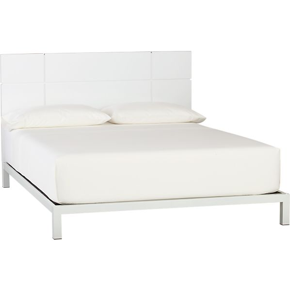 Cubix Queen Bed