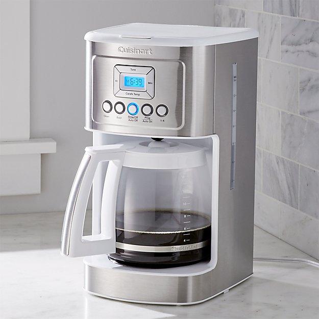 Cuisinart 14 Cup Perfectemp Programmable Coffee Maker
