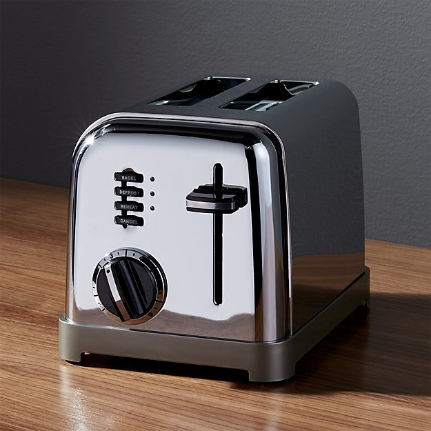 Cuisinart 174 Classic 2 Slice Toaster Crate And Barrel