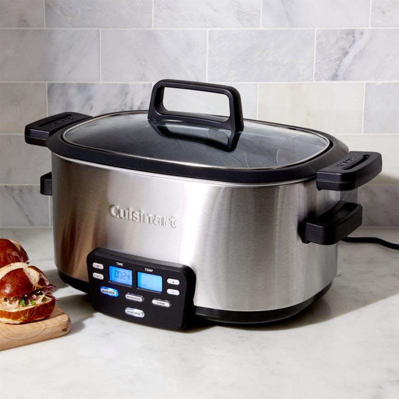 Cuisinart 6 Qt Msc 600 3 In1 Multi Cooker Reviews