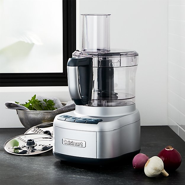 Cuisinart 8 Cup Food Processor Reviews Crate And Barrel