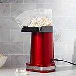Cuisinart ® Metallic Red Hot Air Popcorn Maker