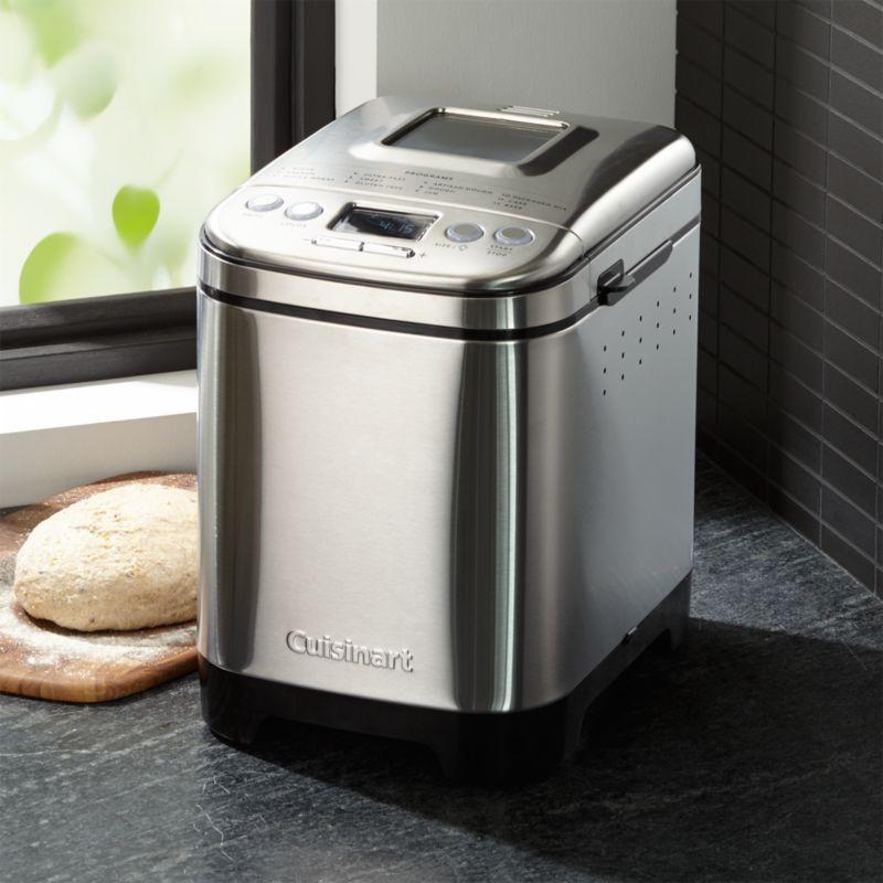 Cuisinart Compact maquina de hacer pan