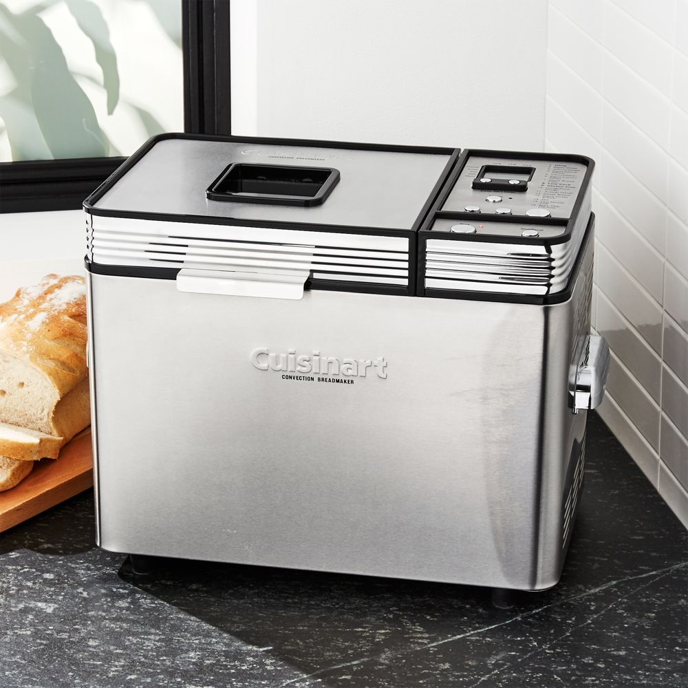 Cuisinart ® Convection Bread Maker - Crate and Barrel