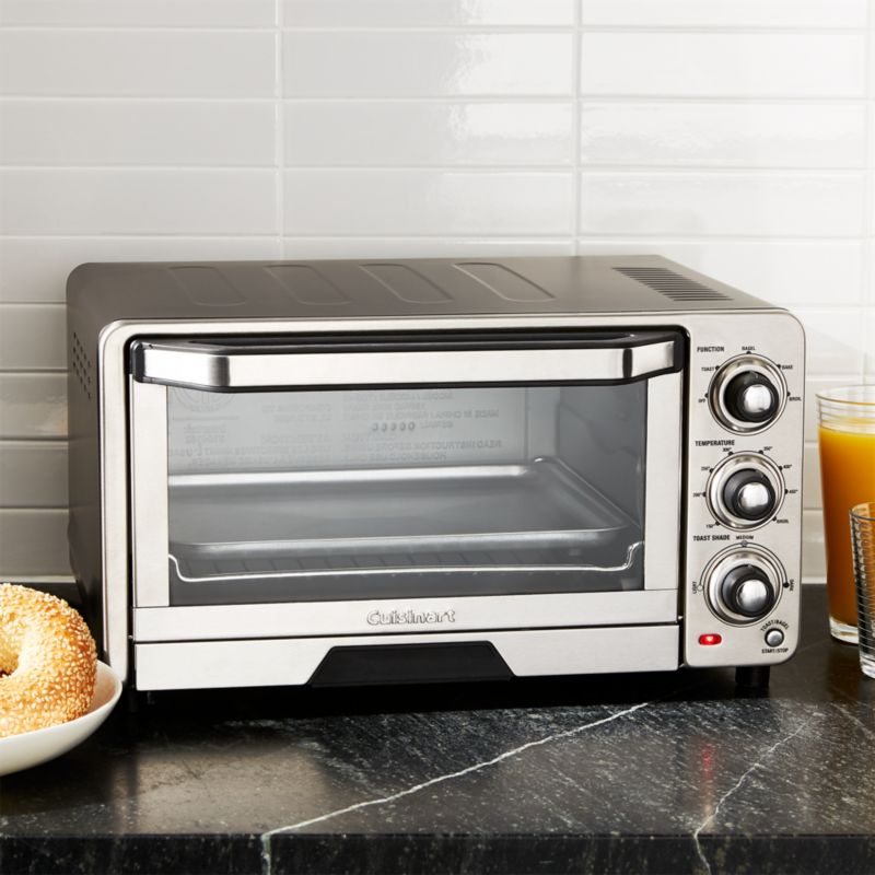 Cuisinart Toaster Oven Broiler Tob 40n Reviews Crate